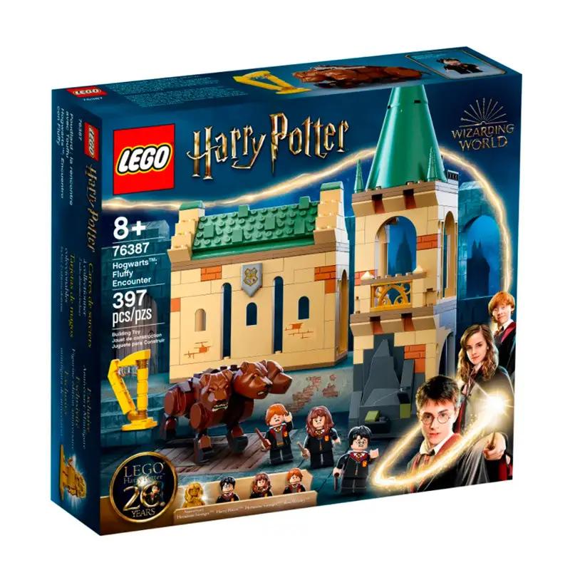 Lego Harry Potter Fluffy