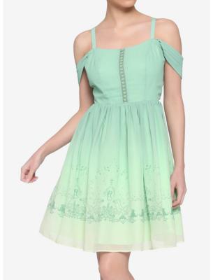 Vestido Disney Tiana A21
