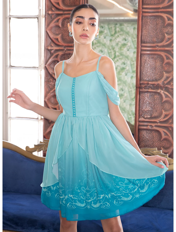 Vestido Disney Jasmine A21