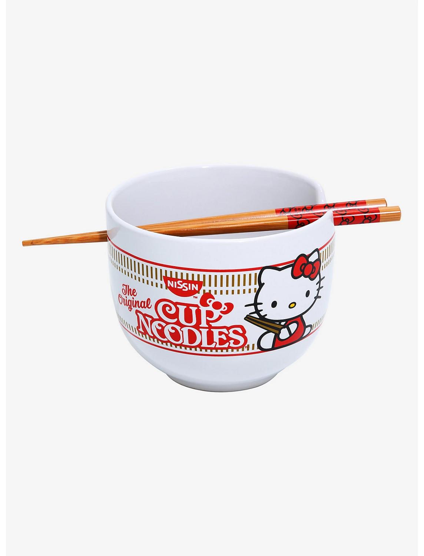 Bowl Hello Kitty Ramen