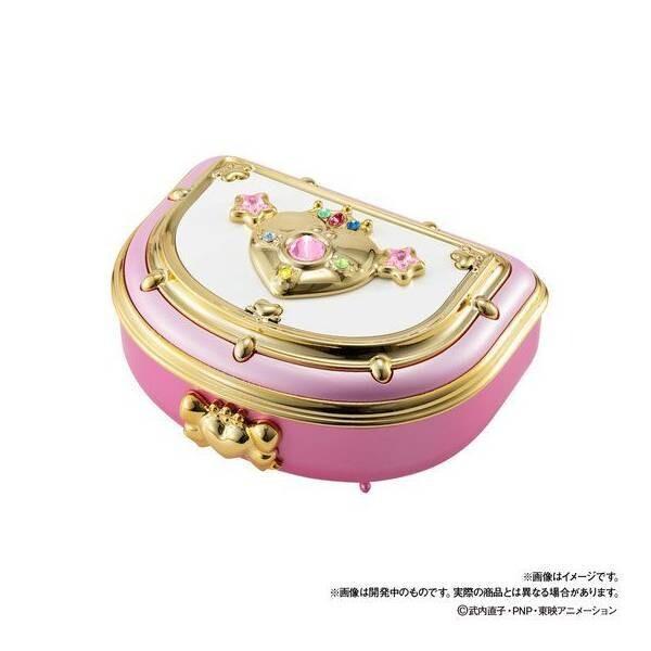 Alhajero Sailor Moon Rosa