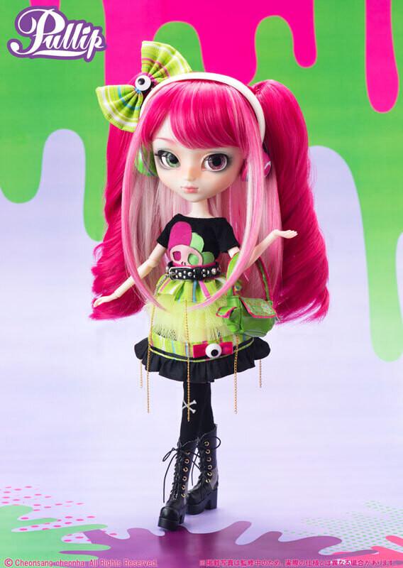 Muñeca Pullip Akemi