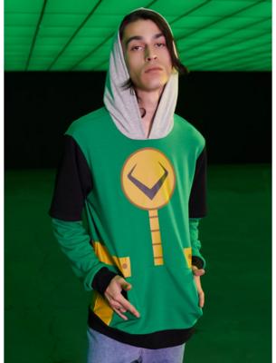 Sudadera Universo Loki