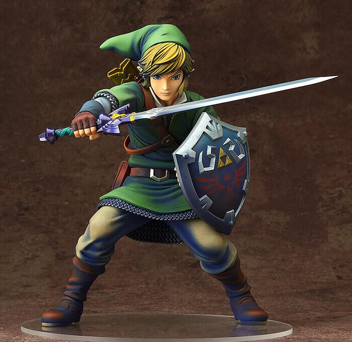 The Legend of Zelda Skyward Sword Link