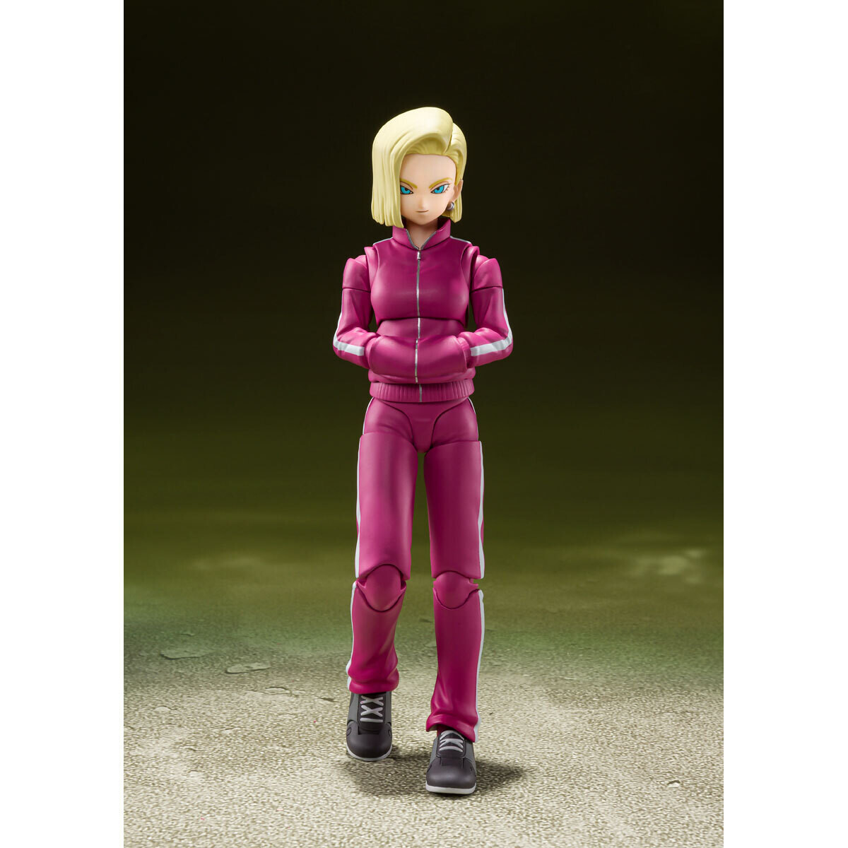 Figuarts - ANDROIDE 18