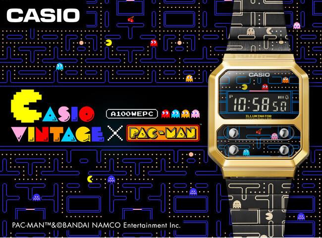 Reloj Pac Man Exclusivo