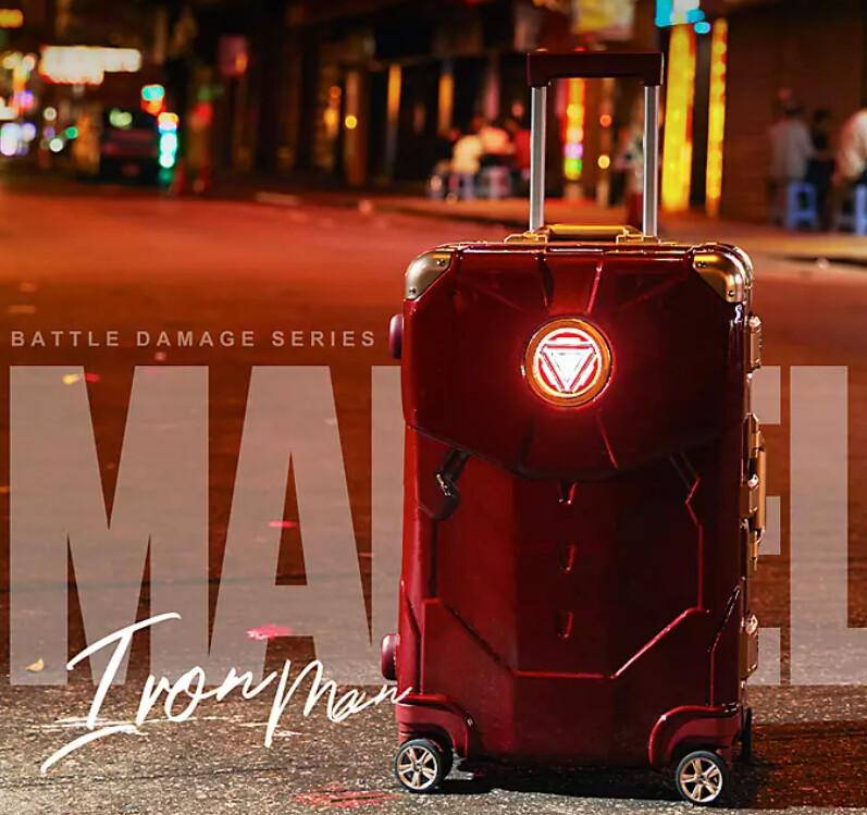 Maleta Iron Man X2021