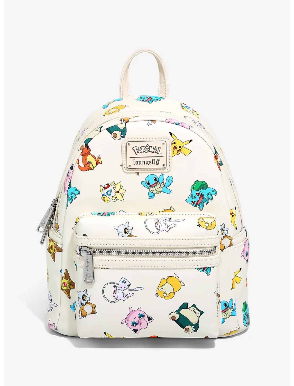 Bolsa Mochila Pokemon Clasicos