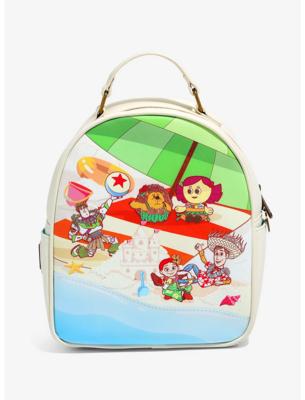 Bolsa Mochila Disney Pixar Toy Story Beach