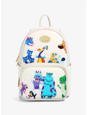 Bolsa Mochila Disney Pixar  EXS21