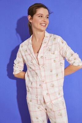 Pants Pijama Bob Esponja Rosa