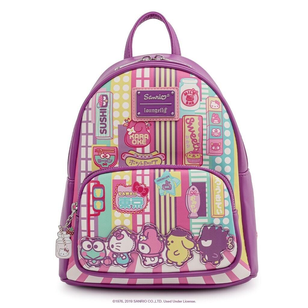 Bolsa Mochila Sanrio Hello Kitty Amigos