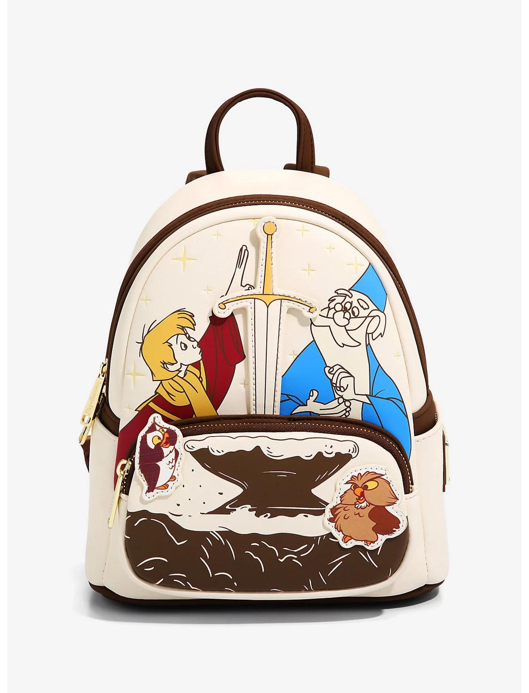 Bolsa Mochila Disney Arthur & Merlin