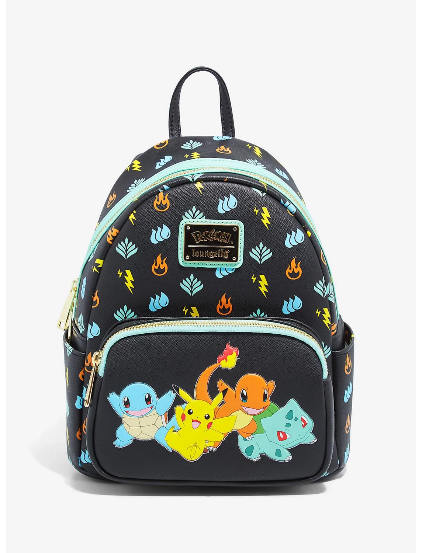 Bolsa Mochila Pokemon Modelos A21