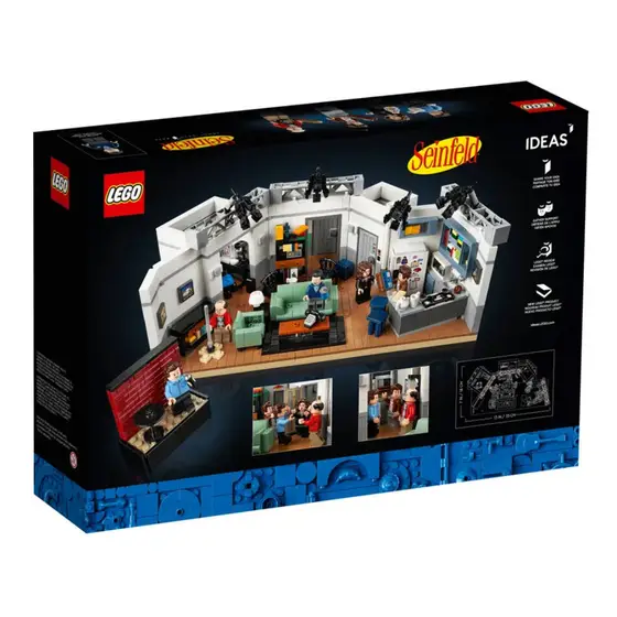 Lego Seinfield
