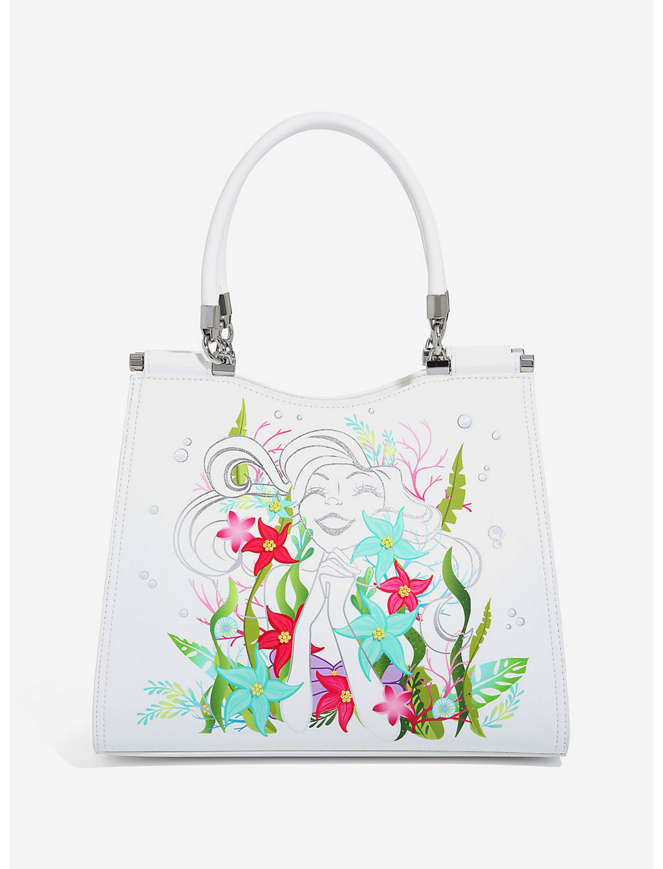 Bolsa La Sirenita Flores Edición Exclusiva