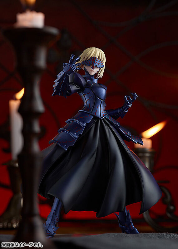 Fate/stay night - Saber Alter ES