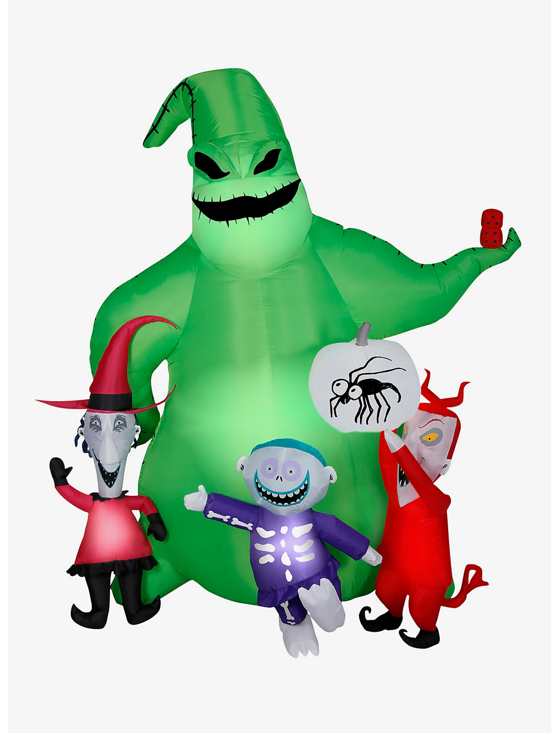 Inflable Oogie Boogie