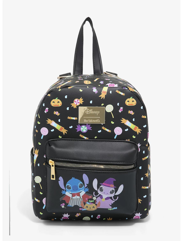 Bolsa Mochila Disney Lilo & Stitch Halloween