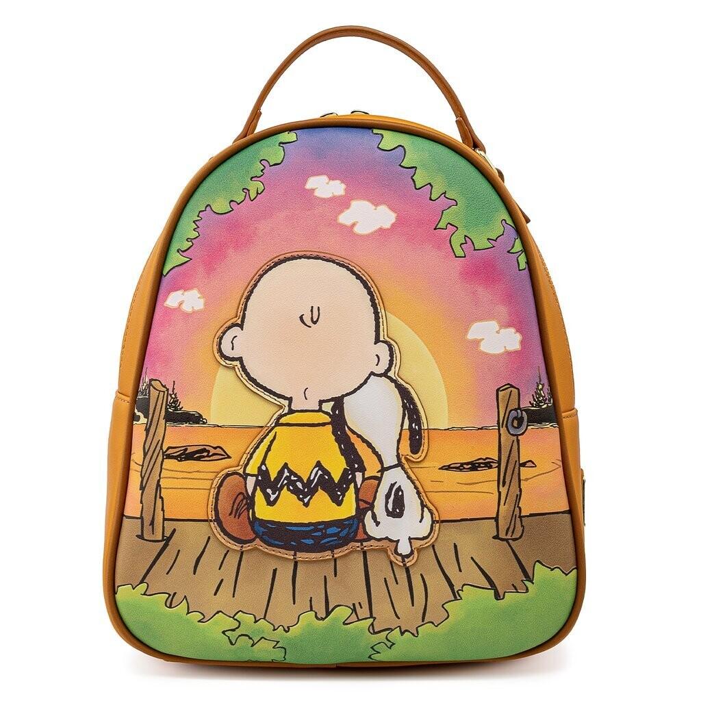 Bolsa Mochila Snoopy Abrazo