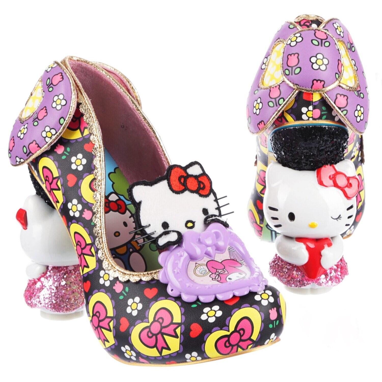 Tacones Hello Kitty CR1