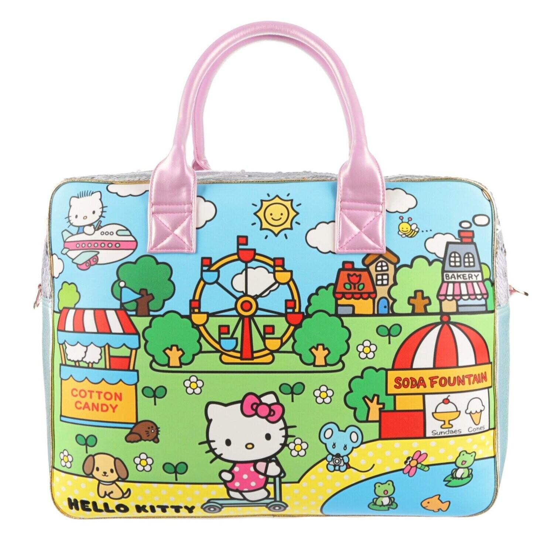 Bolsa Hello Kitty Amigos Doble Vista