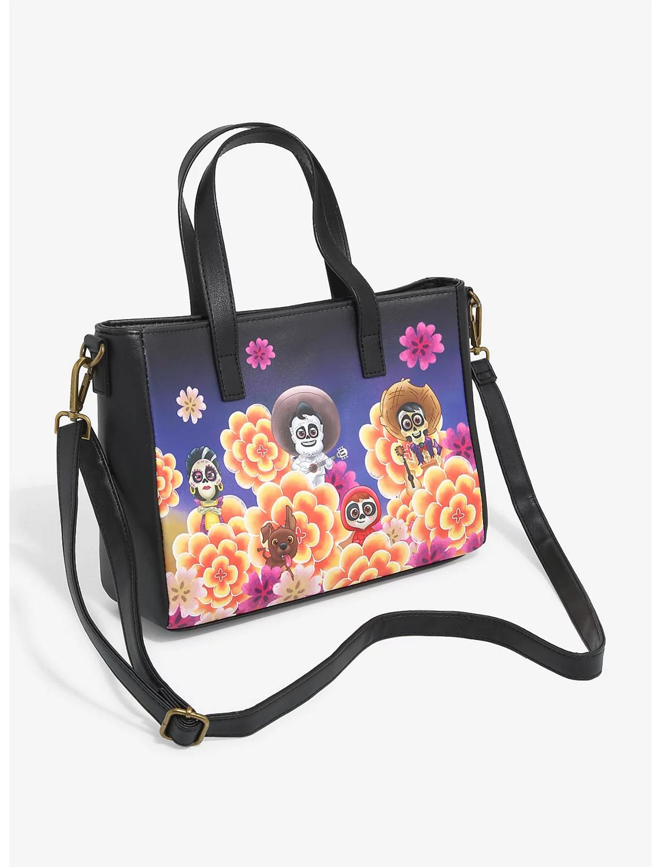 Bolsa Coco Pixar Chibi 21