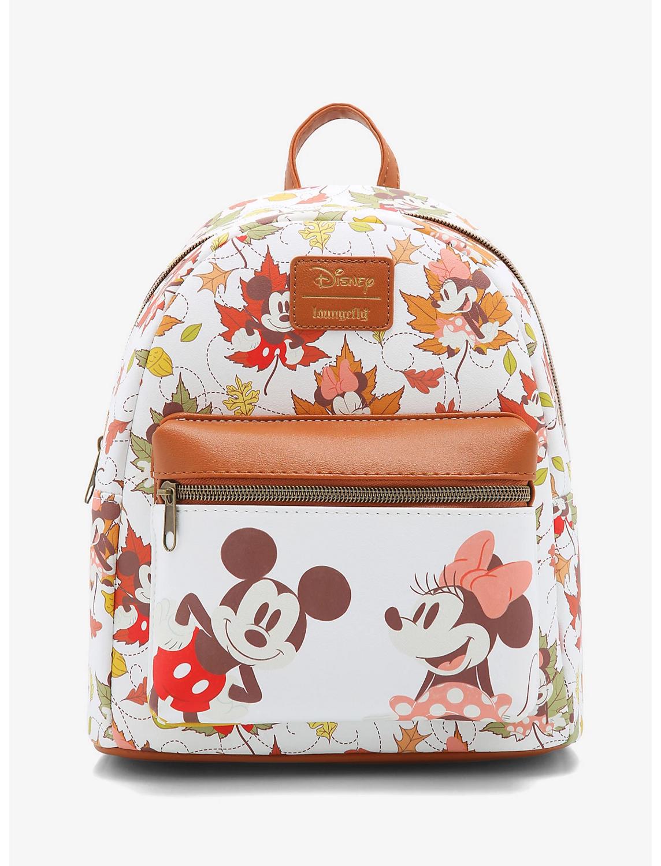 Bolsa Mochila Mickey Mouse Minnie Otoño 2021
