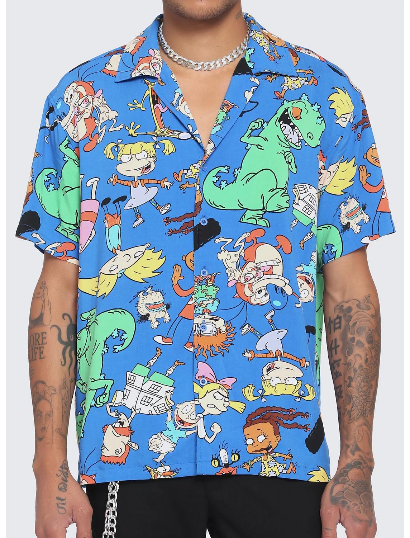Camisa Nickelodeon 90