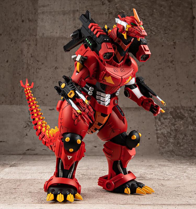 Godzilla vs. Evangelion - EVA Unit-02