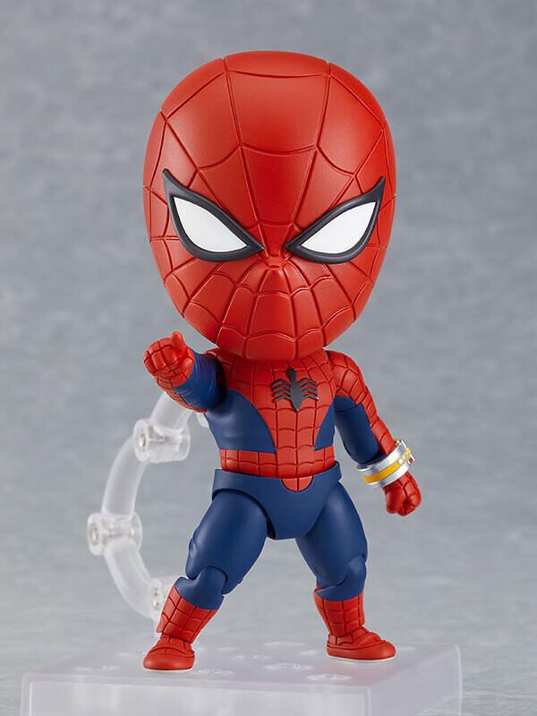 "Nendoroid ""Spider-Man"" Toei TV"