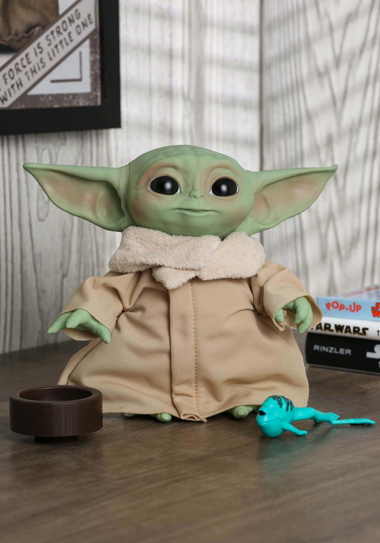 Muñeco Peluche Yoda x2021
