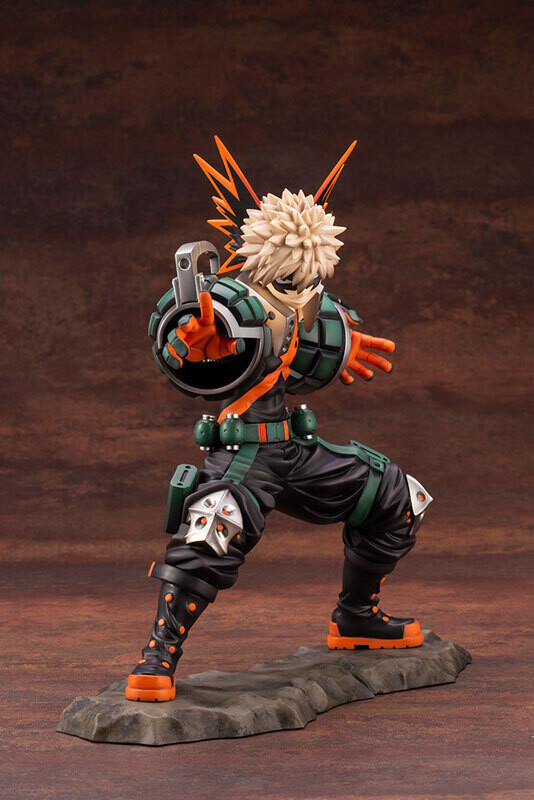 My Hero Academia Katsuki Bakugo