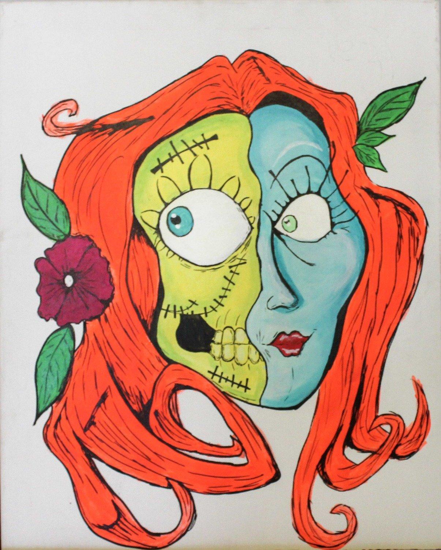 """Dos Faced"" by Francesca Bessett"