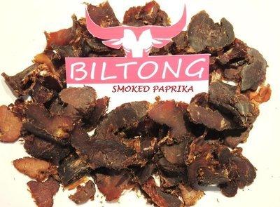 Smoked Paprika Biltong  500g