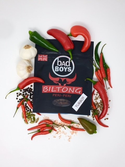 Peri Peri R.S Turbo 100g. Super hot! Not for the faint hearted.