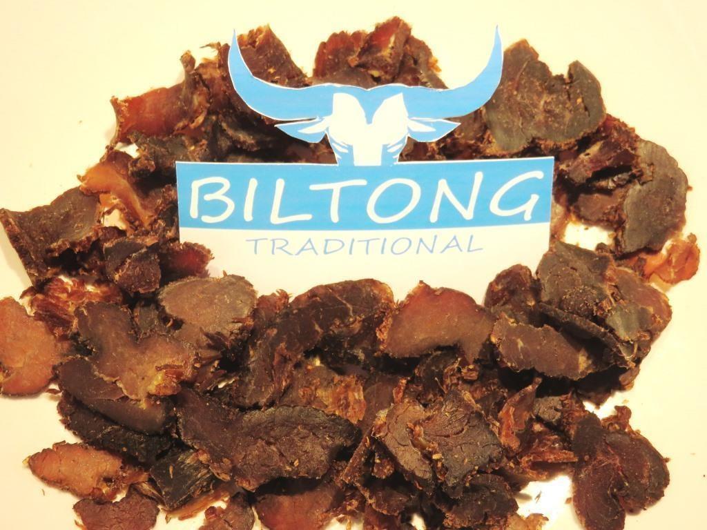 Traditional Biltong 500g