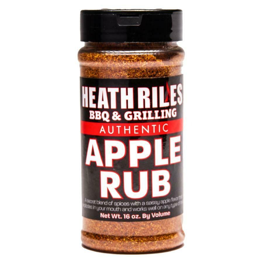 Heath Riles Rubs