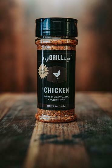 Hey Grill Hey Chicken Rub 12 oz