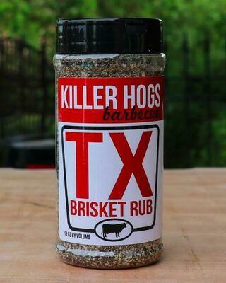 Killer Hogs Texas Brisket Rub 14 oz
