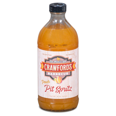 Crawfords Peach Spritz