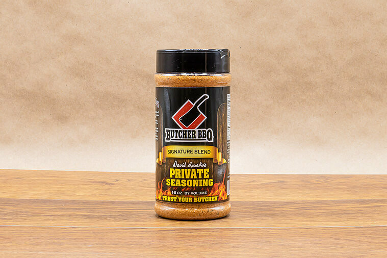 Butcher Private Seasoning