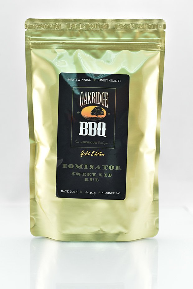 Dominator Sweet Rib Rub - Oakridge BBQ