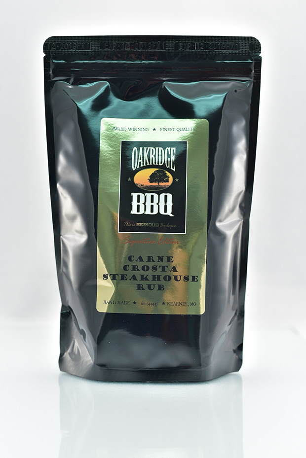 Carne Crosta Steak Seasoning - Oakridge BBQ