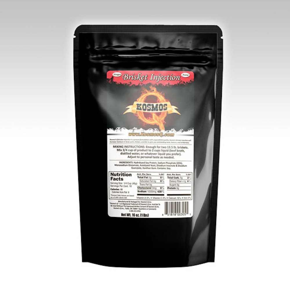 Kosmos Q - Kosmos Brisket Injection 1 lb