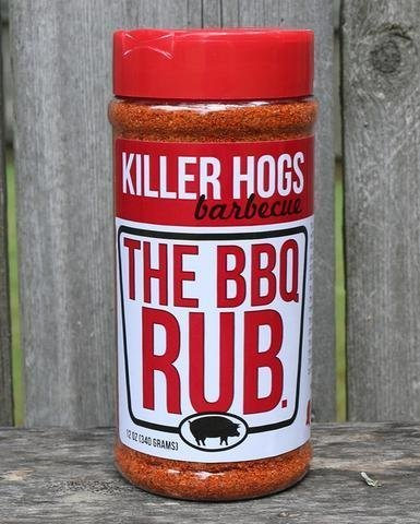 KIller Hogs BBQ Rub 12 oz