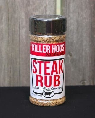 Killer Hogs Steak Rub 14 oz