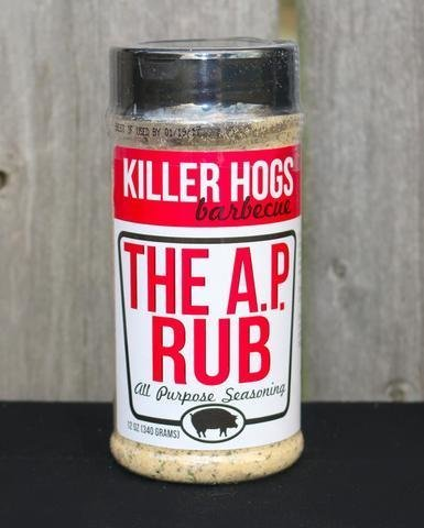 Killer Hogs BBQ  AP Rub 12 oz.