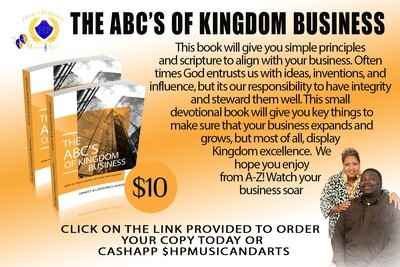 The ABC's of Kingdom Business