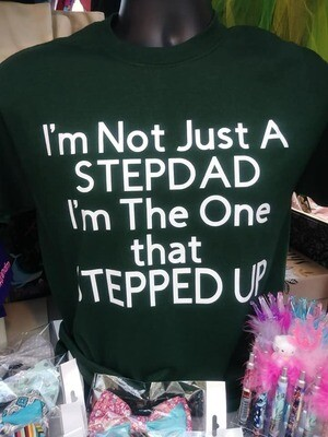 Stepdad T-shirt